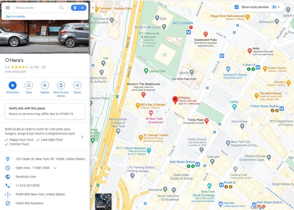 increase review google maps